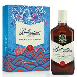 Hộp Quà Ballantines Finest 2021