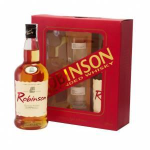 Hộp quà WHISKY ROBINSON