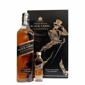 Johnnie Walker Black Label gift box 2019
