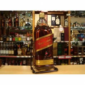 Johnnie walker Red label 4,5 lit