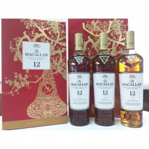 Rượu Macallan 12YO Fine Oak Gift Box