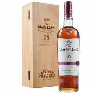 Rượu Macallan 25 yo Sherry Oak