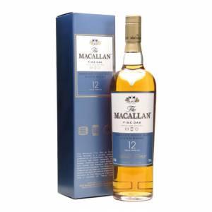Rượu The Macallan Triple Cask Matured 12YO