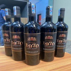 Rượu Vang Pháp 1970