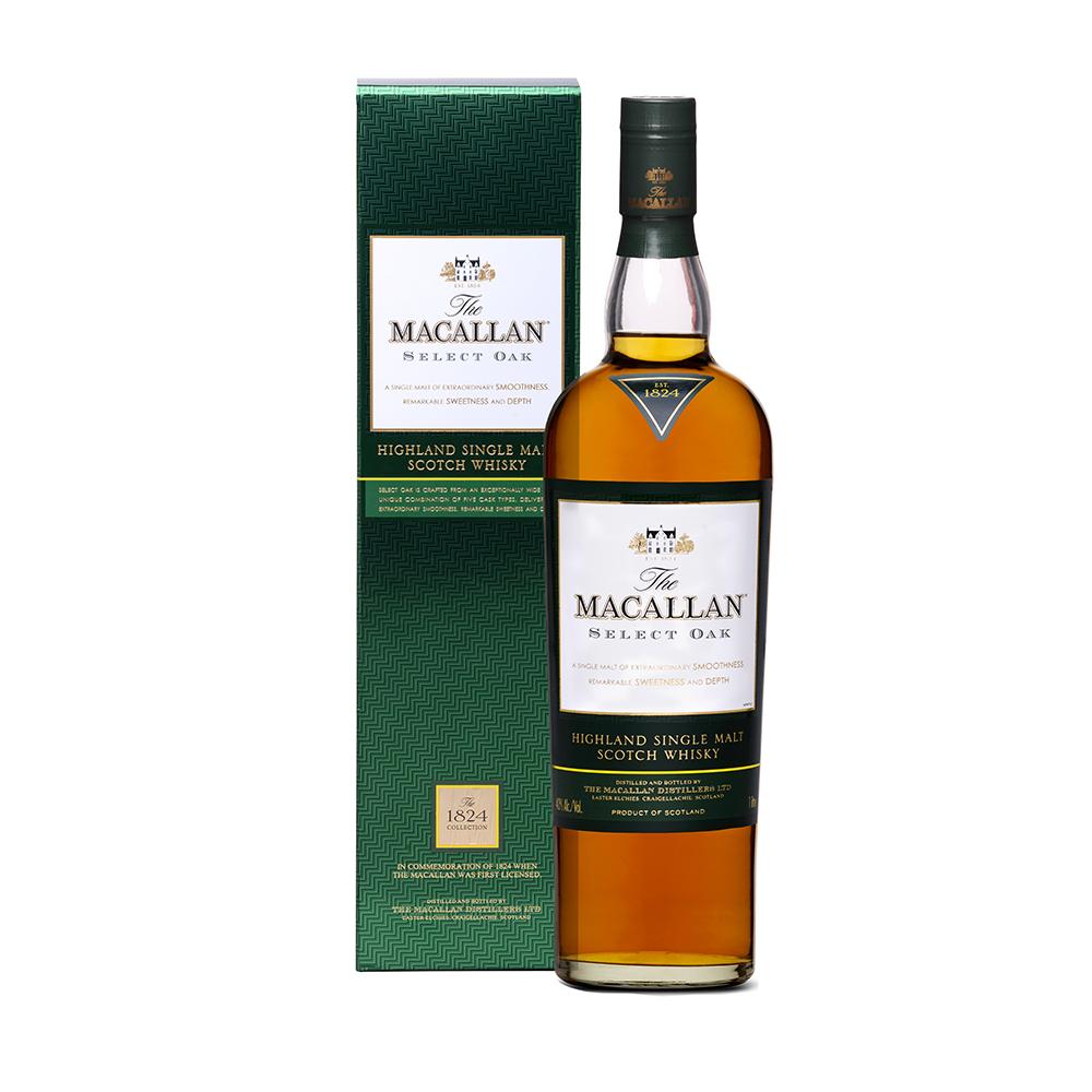 Rượu Macallan 1824 Select Oak