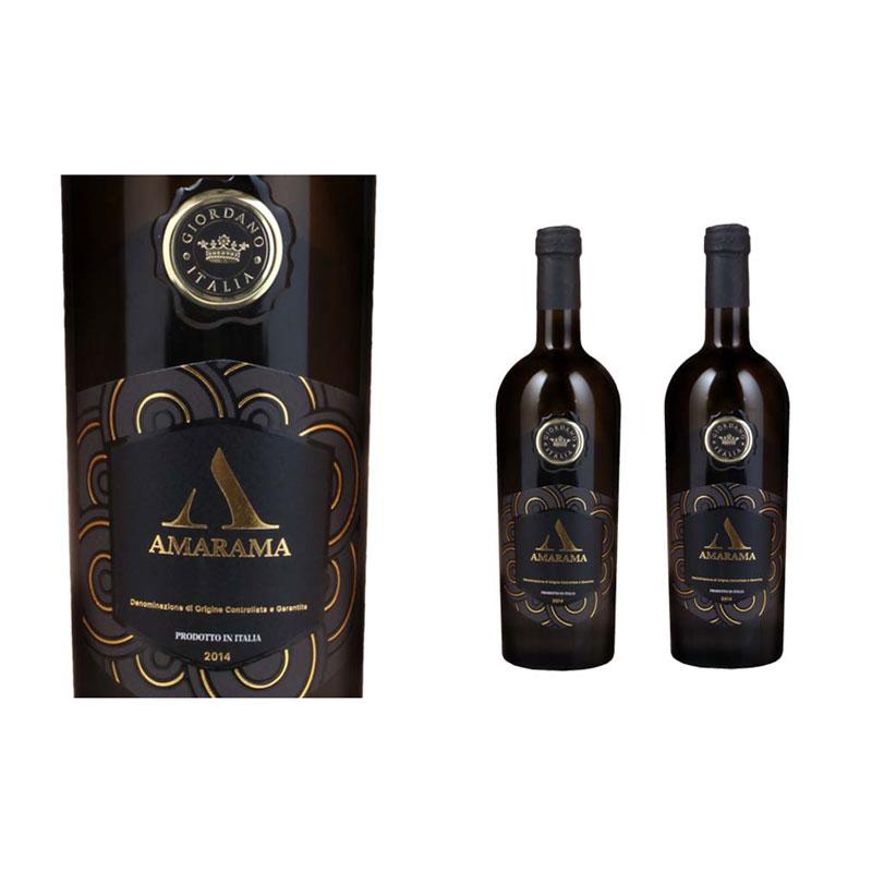 Rượu Vang Ý Amarama Primitivo