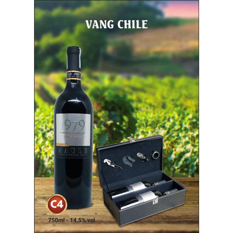 Vang chile 1979